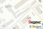Схема проезда до компании Автомагазин в Минусинске