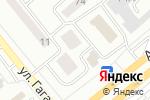 Схема проезда до компании Wildberries.ru в Минусинске