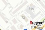 Схема проезда до компании Реквием в Минусинске