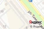 Схема проезда до компании Енисей-8, ТСН в Минусинске