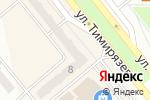 Схема проезда до компании Зооцентр в Минусинске