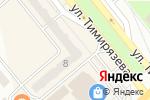 Схема проезда до компании Мадама в Минусинске