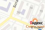 Схема проезда до компании Центральная городская библиотека им. А.С. Пушкина в Минусинске