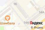 Схема проезда до компании Проспект в Минусинске