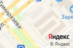 Схема проезда до компании Евросеть в Минусинске