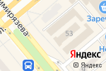 Схема проезда до компании Магазин обоев и стройматериалов в Минусинске