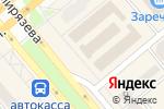 Схема проезда до компании Магия в Минусинске