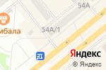 Схема проезда до компании PORYVAY в Минусинске