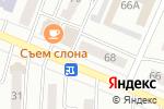Схема проезда до компании Южно-Сибирское агентство недвижимости в Минусинске