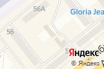Схема проезда до компании Солнце в Минусинске