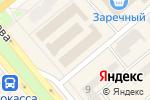 Схема проезда до компании МАСТЕРКОПИ в Минусинске