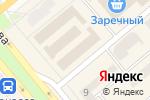 Схема проезда до компании Кроссовки-Евроспорт в Минусинске