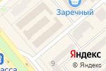 Схема проезда до компании Поели-погудели в Минусинске