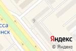 Схема проезда до компании Теремок в Минусинске