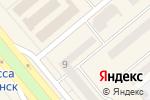 Схема проезда до компании Элит в Минусинске
