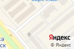 Схема проезда до компании Jeans club в Минусинске
