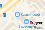 Схема проезда до компании Оки-Доки в Минусинске