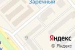 Схема проезда до компании Надежда, САО в Минусинске