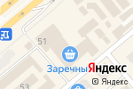 Схема проезда до компании Социальный в Минусинске