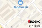 Схема проезда до компании Принт экспресс в Минусинске