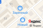 Схема проезда до компании Центр крепежа в Минусинске