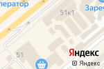 Схема проезда до компании Пикник в Минусинске