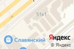 Схема проезда до компании Полезные продукты в Минусинске