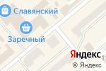 Схема проезда до компании М-Радио, FM 103.2 в Минусинске