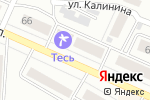 Схема проезда до компании Народное в Минусинске