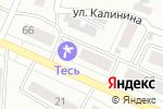 Схема проезда до компании Земли города, МУП в Минусинске