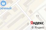 Схема проезда до компании Здравушка в Минусинске