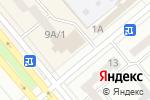 Схема проезда до компании ЛУЧШЕЕ-ДЕТЯМ! в Минусинске