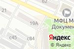 Схема проезда до компании Колосок в Минусинске