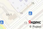 Схема проезда до компании Орхидея в Минусинске