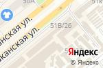 Схема проезда до компании Комиссионный магазин в Минусинске