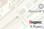 Схема проезда до компании Старт в Минусинске