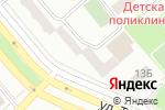 Схема проезда до компании Вита-Дент в Минусинске