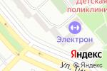 Схема проезда до компании Тимир, ТСЖ в Минусинске