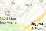 Схема проезда до компании KYOTO в Минусинске