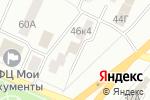 Схема проезда до компании Русь в Минусинске