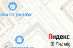 Схема проезда до компании Шушенская птицефабрика в Минусинске