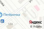 Схема проезда до компании Перекресток в Минусинске