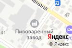 Схема проезда до компании Разгуляй в Минусинске