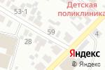 Схема проезда до компании Юридический кабинет Малошенко А.М. в Минусинске