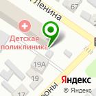 Местоположение компании Центр Подготовки Водителей, НОУ