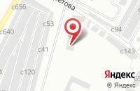 Схема проезда до компании Сабина в Минусинске