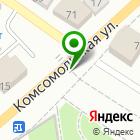 Местоположение компании ПНЕВМОМАШ