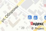 Схема проезда до компании Автосервис в Минусинске