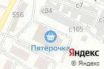 Схема проезда до компании Минусинская водяная компания в Минусинске