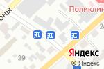 Схема проезда до компании Продуктовая лавка в Минусинске